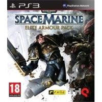 Игра Warhammer 40,000: Space Marine   Elite Armour Pack (PS3, русская версия)4005209154239