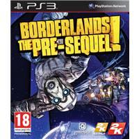 Игра Borderlands: The Pre-Sequel (PS3, русская документация) 5026555416658